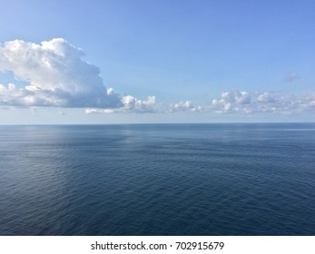 Cape Feolent, the Crimean Peninsula