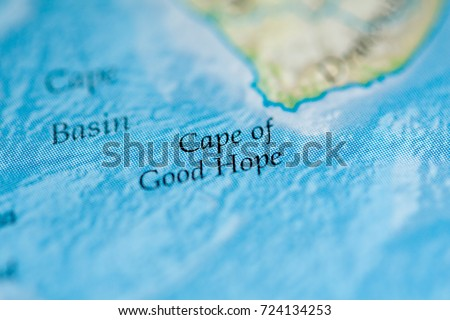Cape Good Hope Stock Photo (Edit Now) 724134253 - Shutterstock