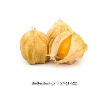 The cape gooseberry is a relative of the tomatillo, also known as poha in Hawaii has a tart tomato flavor and is used for making jam