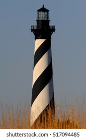Cape Hatteras Lighthouse.