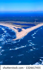 Cape Hatteras National Seashore, Cape Hatteras, Cape Point, Diamond shoals, Outer Banks, North Carolina, USA