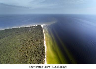Cape Kolka, Latvia.