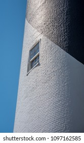 Cape Lookout lighthouse in North Carolina.