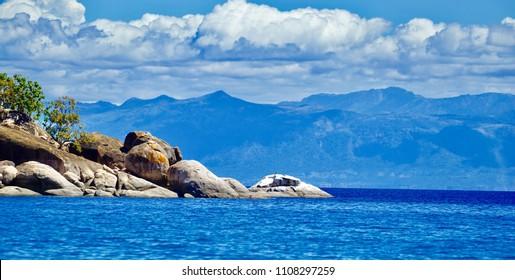 Cape Maclear, Lake Malawi, Malawi.