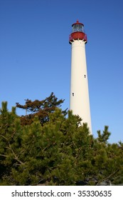 cape may Lighthouse New Jersey