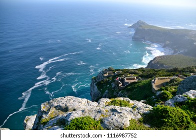 Cape Point and Cape of Good Hope the southernmost point of Africa, Western Cape, South Africa