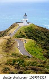 Cape Reinga, Northern tip of North Island, New Zealand