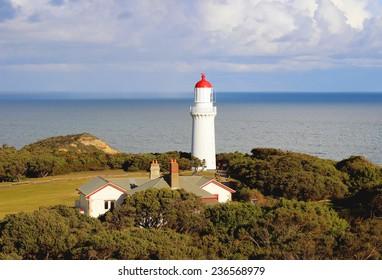 Cape Schanck Lighthouse, Mornington Peninsula, Australia