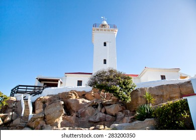 Cape St Blaize lighthouse, Garden Route, South Africa