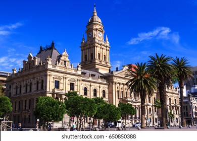 Cape Town City Hall (Republic of South Africa)