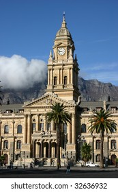 Cape Town City Hall in Cape Town, Western Cape Province,  South Africa