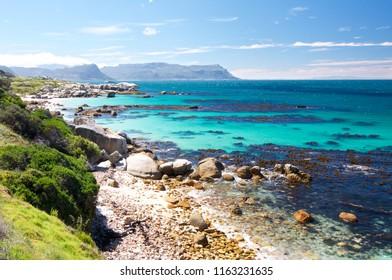 Cape Town Coastline Simonstown