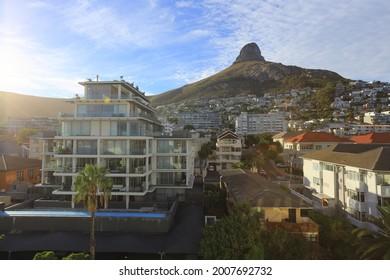 Kapstadt morgens, Südafrika