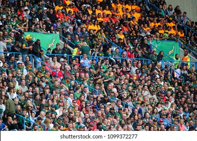 CAPE TOWN, SOUTH AFRICA - Saturday 7 October 2017, general view of the spectators during the Castle Lager Rugby Championship Test between South African Springboks and New Zealand All Blacks.