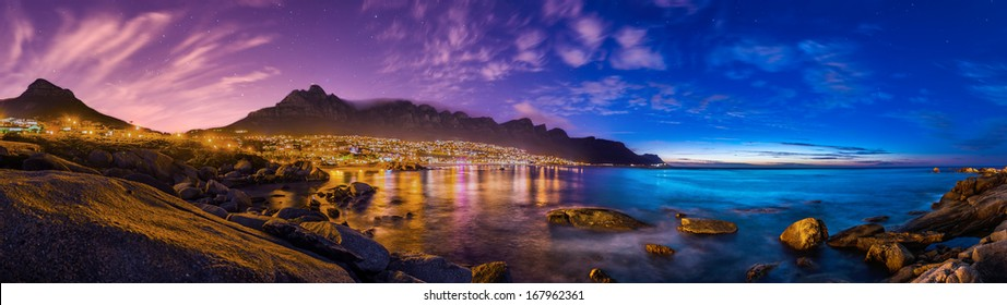 Cape Town's Table Mountain, Lions head & Twelve Apostles are popular hiking destinations for both locals and tourists all year round