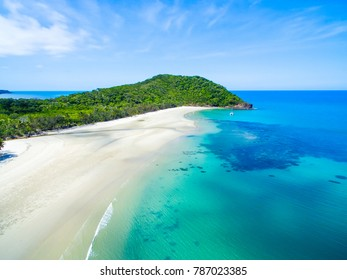 Cape Tribulation in Tropical North Queensland