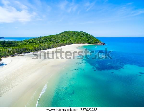 Cape Tribulation in Tropical North Queensland