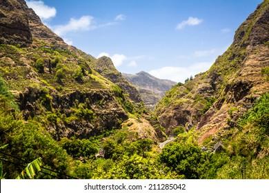 Cape verde - Santo Antão