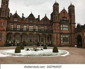 Capesthorne Hall, Macclesfield, England