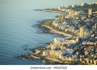 Capetown Coastline