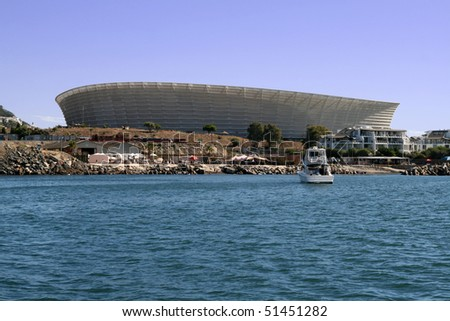 Capetown South Africa March 27 Newly Stock Photo Edit Now 51451282