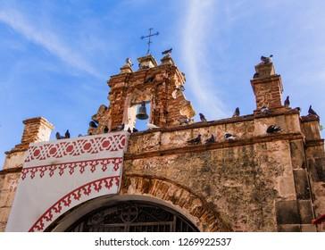 Capilla del Cristo in Old San Juan Puerto Rico