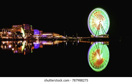 Capital Wheel at National Harbor, Maryland, USA