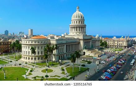 Capitol Building, Havana, Cuba