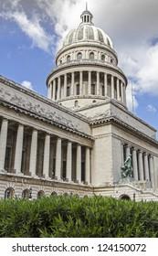 Capitol Building in Havana, Cuba