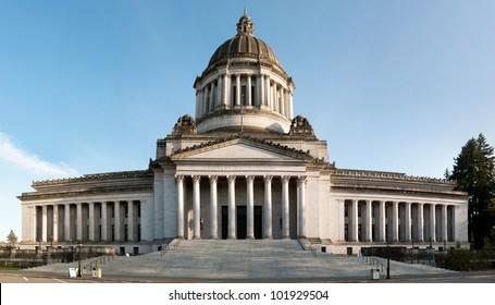 Capitol building, Olympia, Washington state
