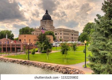 The Capitol Building of South Dakota