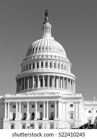 The Capitol Building in Washington DC, capital of the United States of America