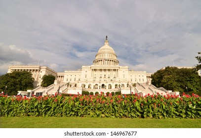 Capitol Building, Washington DC - United States