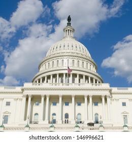 Capitol Building, Washington DC - United States