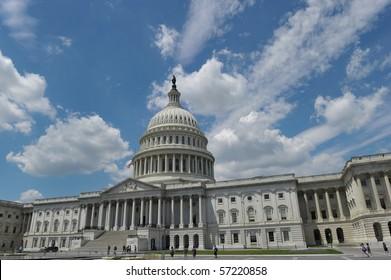 Capitol in DC