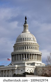 The Capitol is decoration of the capital of the United States of America.