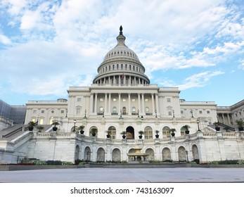 The Capitol Dome, Washington D.C. July, 2017