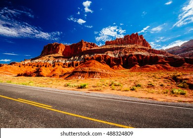 Capitol Reef National Park is a United States National Park, in south-central Utah.