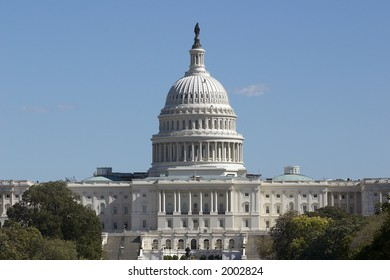 The Capitol, Telephoto View