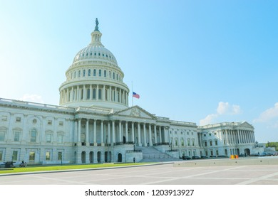 Capitol of US