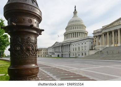 The Capitol - Washington D.C. United States of America