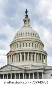 The Capitol - Washington DC United States