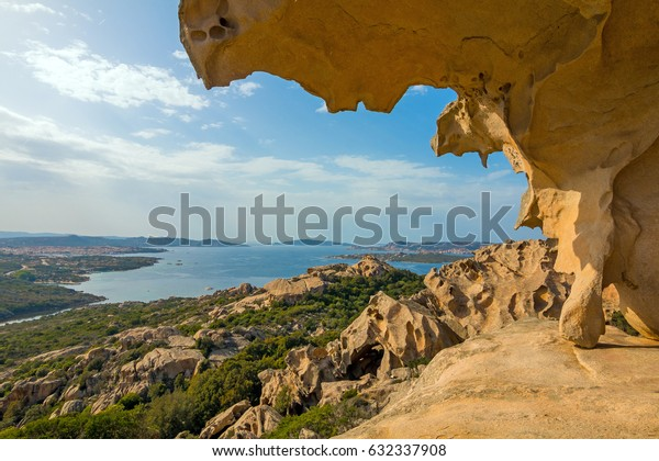 Capo D'orso - Famous cliff on Sardinia in form of Bear, Italy