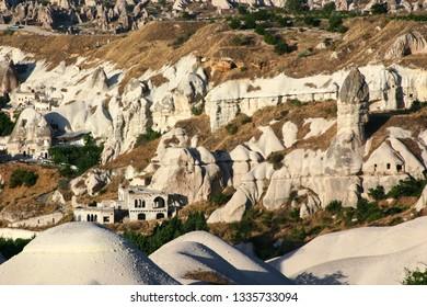 Cappadocia from an Air Balloon