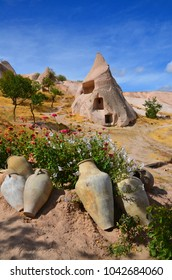 Cappadocia is the ancient name of a large region in the center of Anatolia,  when we speak of Cappadocia today we refer to the valleys of Goreme & Urgup, with their natural pinnacles and rock churches