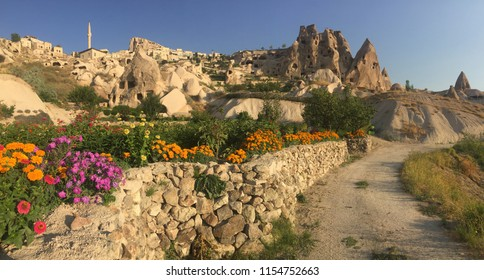 Cappadocia, Ancient Turkish City