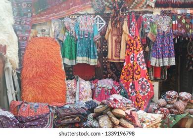 Cappadocia Goreme Bazaar