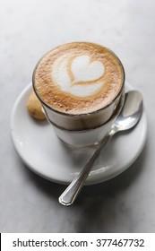 Cappuccino, Bali, Indonesia.