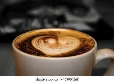 Cappuccino: The Evening Love