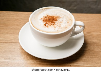 cappucino, art, cappuccino, leaf, espresso, mocha, italian, cafe, nobody, milk, caffeine, coffee, brown, breakfast, top, foam, froth, background, food, hot, isolated, white, beverage, drink, latte